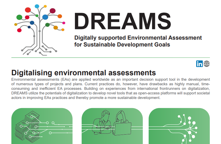 Check out our Dreams onepager!
